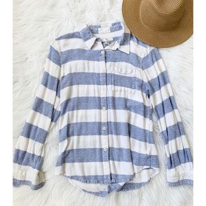 beachlunchlounge striped top